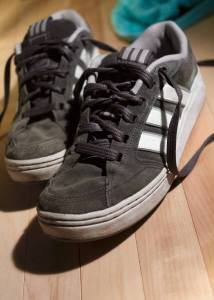 stinky feet, sneakers, boy's shoes, foot odor